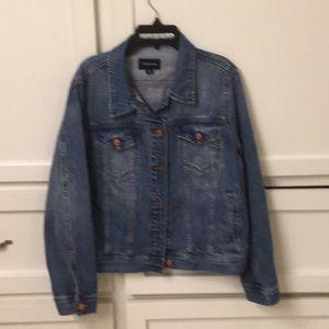 J Crew Bluejeans Jacket
